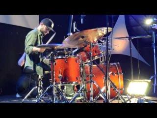 Jeremy Davis - Thrift Shop by Macklemore & Ryan Lewis - Drum Cover