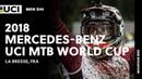 2018 Mercedes-Benz UCI Mountain Bike World Cup - La Bresse (FRA) / Men DHI