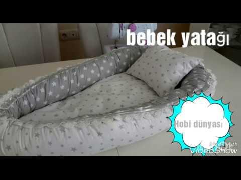 Bebek yatağı ( Babynest ) yapımı
