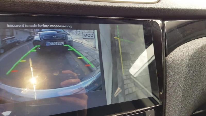 Activar cámaras 360 mandos volante android qashqai