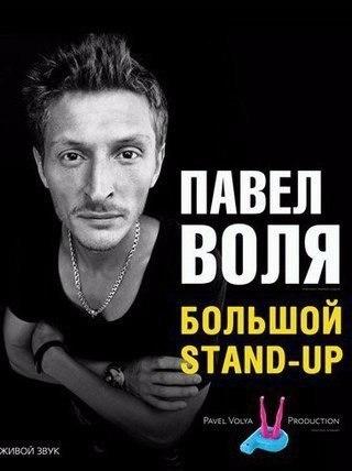Павел Воля. Большой Stand-Up (2015)