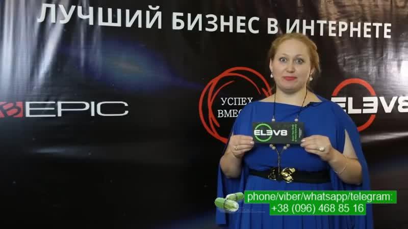 Bepic Elev8 результат Марина Волокитина