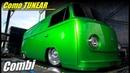 Como TUNEAR Volkswagen Combi Kombi Bus Transporter T1 T2 Compilation Tuning