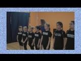 Самое первое открытое занятие академии мюзикла и актерского мастерства ВэстЭнд. Учим пению, хореографии, актерской игре.