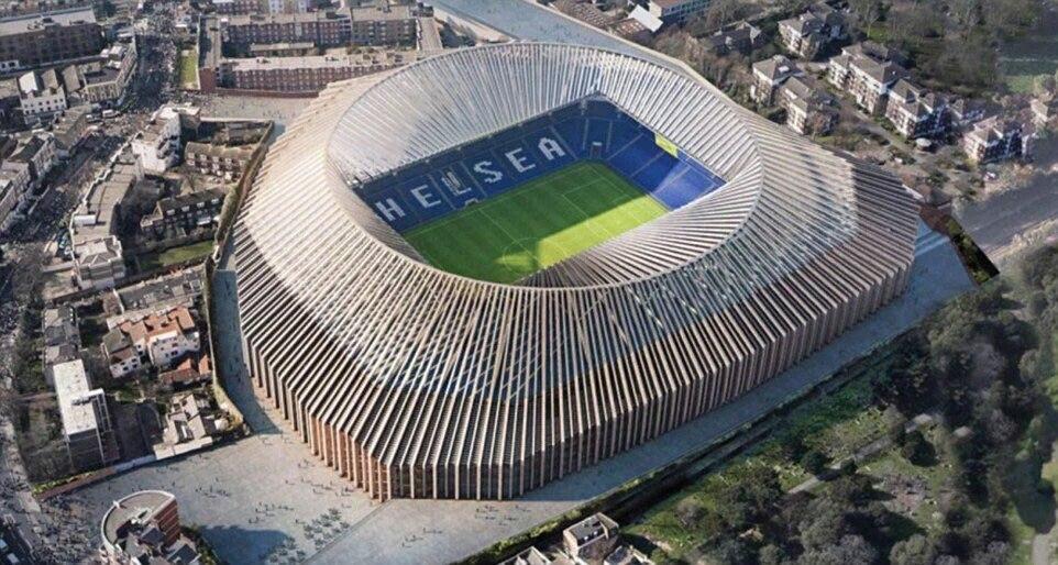 Топ-5 найсучасніших стадіонів світу