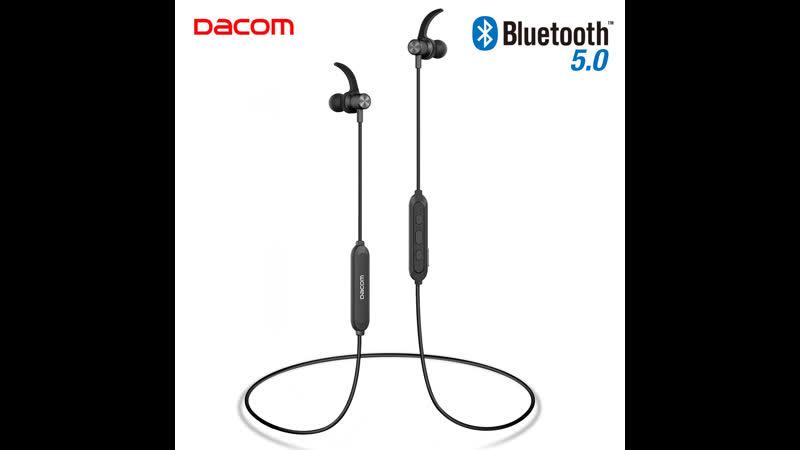 DACOM L15 Wireless Headphones Sports Bluetooth Earphone 5 0