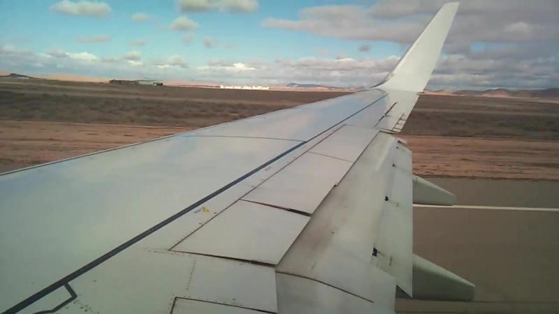 Décollage à laéroport de batna BOUZID AISSA