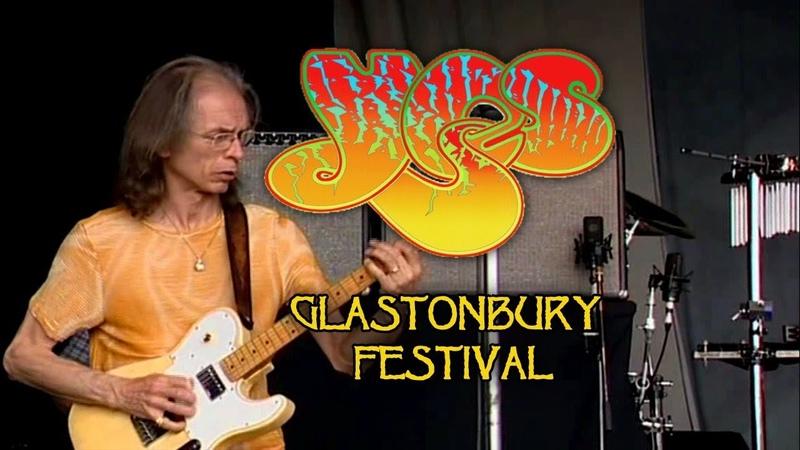 Yes - Live at Glastonbury Fest 2003 (Full Concert - Remastered)