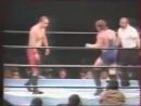 Бушидо 8 Казуо Ямазаки Билли Скотт 2 бой