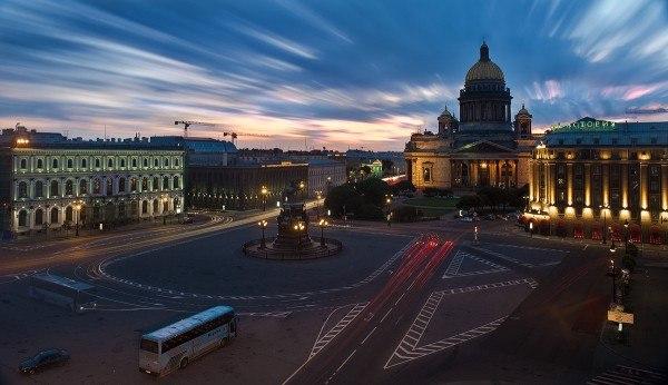 Исаакиевская площадь - Занимательный Петербург