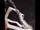 Обувь, меняющая цвет в зависимости от различных условий