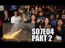 Game of Thrones S07E04 The Loot Train Attack Brazilian Reaction Sena's Bar