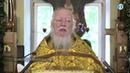 О Дмитрий Смирнов Проповедь о болезнях грехах и милости Божией исцелении и прощении
