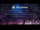 PlayStation Presents PSX 2017 Opening Celebration English