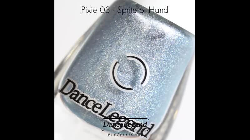 Pixie 03 Sprite of Hand Dance Legend