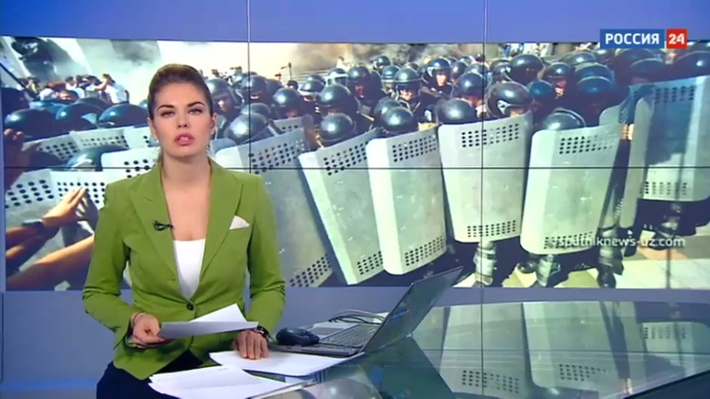 Новости на Россия 24 Под стенами Рады вспыхнули беспорядки из за Донбасса