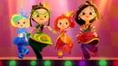 Сказочный патруль - Песня Королева бала из 15 серии мультфильма о девочках волшебницах