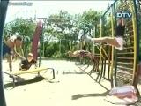 Эротическая гимнастика-Прикол.