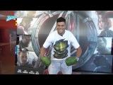 Годный косплей Халка / Hulks incredible cosplay