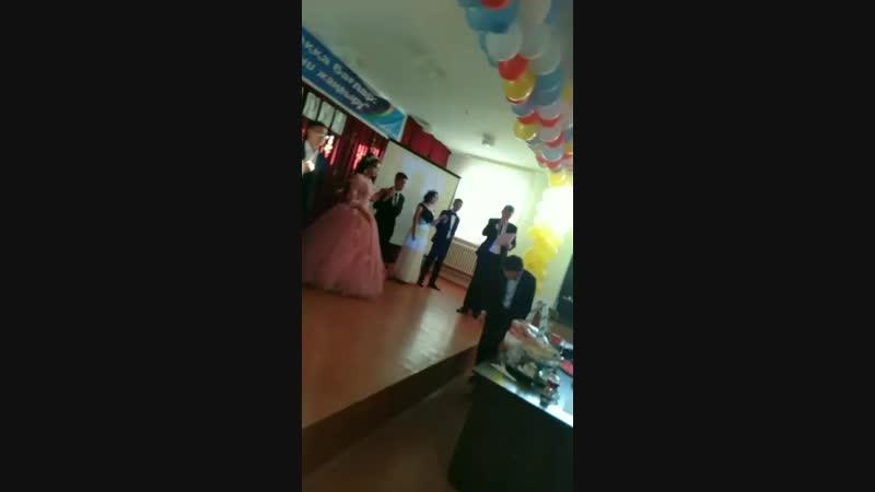Мерей Күзгі бал 2018 БАС жүлде жаным соол ♥