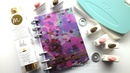 How To Make a Notebook With The Planner Punch Board by We R Memory Keepers