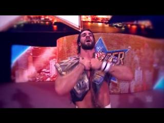 Seth Rollins Vs John Cena - SummerSlam 2015