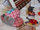 Патриша и Платоша. Котята донские сфинксы. 6 недель. Питомник донских сфинксов Arabic Night