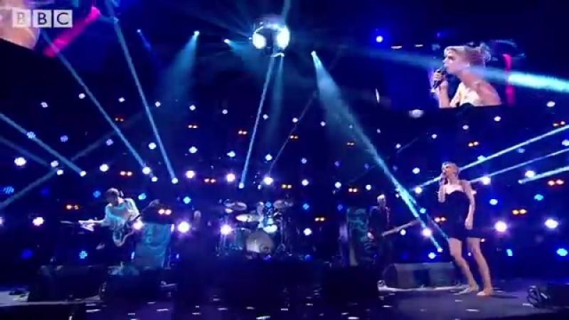 Wolf Alice Don't Delete The Kisses Live @ Hyundai Mercury Prize 2018