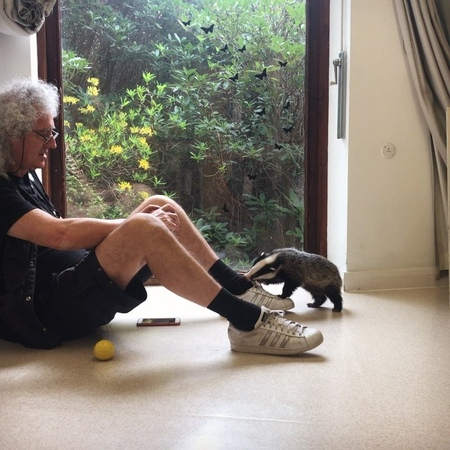 Brian Harold May on Instagram A day in the life it was worth playing truant to spend an aftern