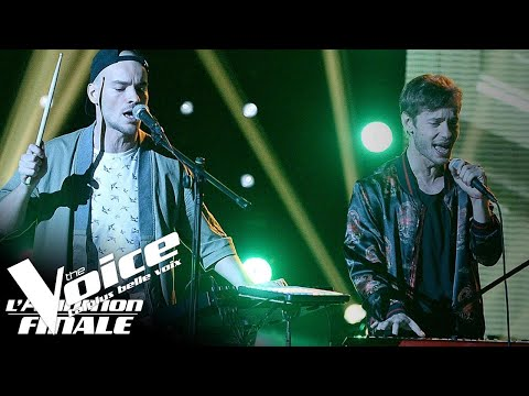 Rihanna (Bitch better have my money) | Kriill | The Voice France 2018 | Auditions Finales