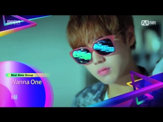 [2017 MAMA] Best Male Group Nominees