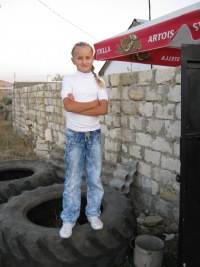 Настюша Соколовская, 1 мая 1998, Керчь, id179499777