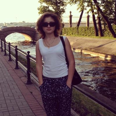 Лена Ханцевич, 23 апреля 1992, Санкт-Петербург, id12167472