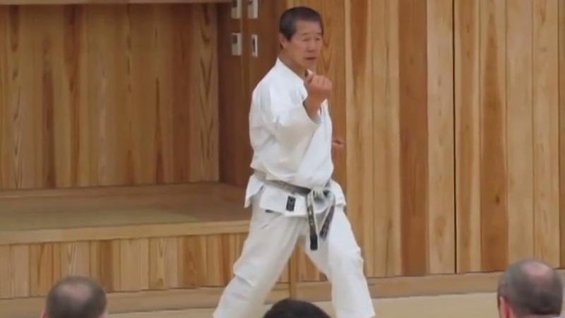 Kagawa Sensei Heian Nidan