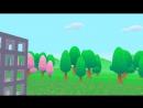 Пожарная машина. Песенка-мультик видео для детей. Наше всё
