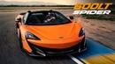 McLaren 600LT Spider First Driving Impressions Carfection