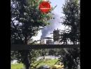[OssVes] На Черменском посту произошло возгорание.