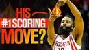 James Harden's 1 SCORING MOVE with NBA Skills Coach Drew Hanlen