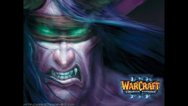 Warcraft 3 Reign of Chaos.Кампания Ночных эльфов.Серия№4.Друиды