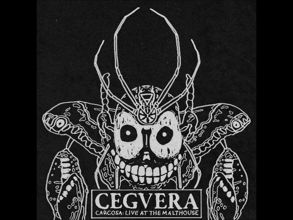 Cegvera CARCOSA Live at the Malthouse EP 2018