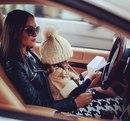 Женщины могут научиться всему - зарабатывать деньги, водить машину, растить детей…