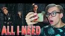 NINETY ONE - ALL I NEED MV MY REACTION | Женя Симпсон