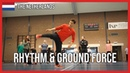 Rhythm and Ground force - DK Yoo in the Netherlands