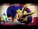 Трейлер фильма: Моя геройская академия - Два героя / Boku no Hero Academia The Movie: Futari no Hero