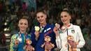 Личное многоборье. Художественная гимнастика. Летние юношеские олимпийские игры 2018