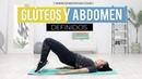 Patry Jordan - Glúteos firmes y abdomen tonificado   Тренировка на полу для живота и для ягодиц