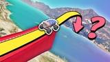 GTA 5 | Can you JUMP OVER the ALAMO SEA?