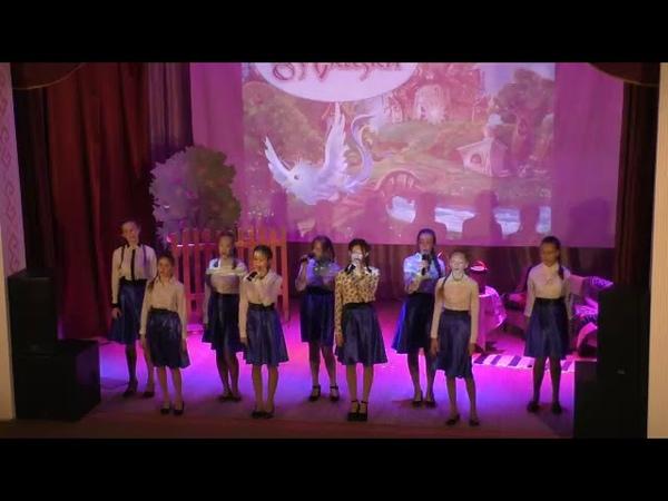 Театрализованная программа Театрально-вокального коллективДобрыня В гостях у сказки
