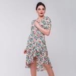 Платье Фонарик SO-78195-PNK
