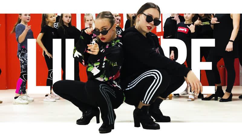 Танцы в Череповце с Юлией Соловьевой и Юлией Князевой   DaniLeigh feat. Lil Baby - Lil Bebe   Танцевальный Центр ЭЛЕФАНК